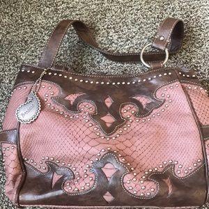 Bandana brand purse